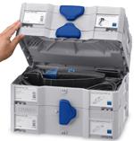 Trumpf Koffersystem Werkzeuge