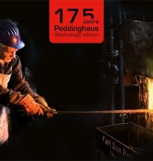 Peddinghaus Handwerkzeuge feiert seinen 175. Geburtstag.