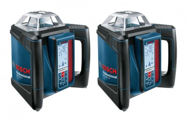 Laser Entfernungsmesser Mit Fernbedienung : Bosch rotationslaser mit diebstahlschutzwerkzeugforum