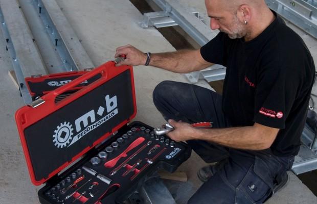 Peddinghaus Werkzeugkoffer Fusionbox