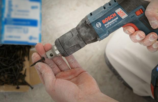 Bosch Akku-Trockenbauschrauber Euro Skills 2014