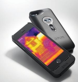 Wärmebildkamera fürs iPhone