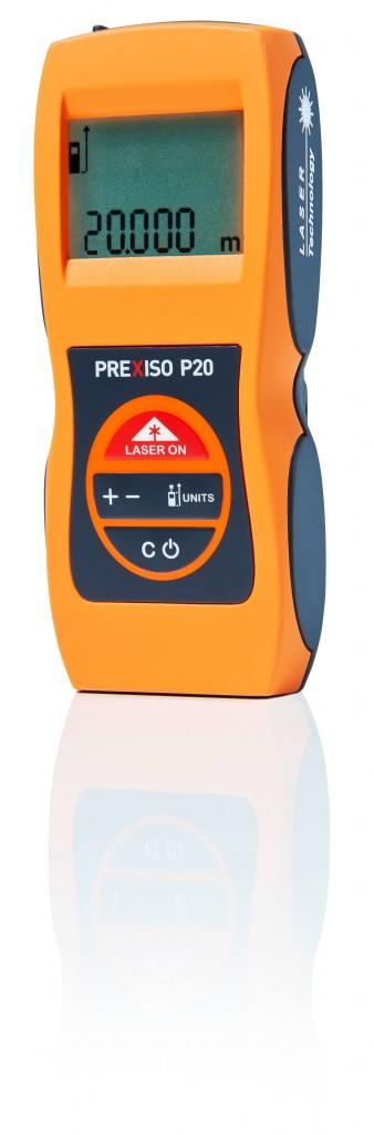 Laserdistanzmessgerät Prexiso P20
