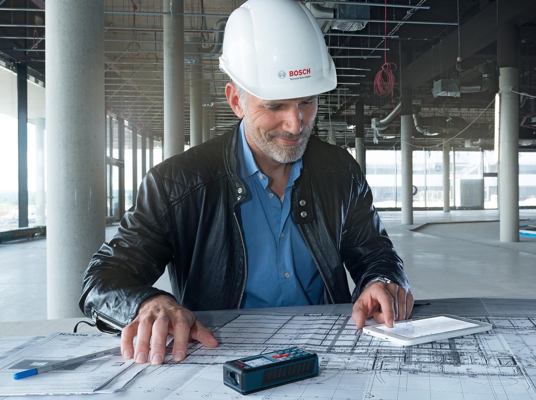 Bosch Entfernungsmesser Glm 100 C : Neu bosch glm floor plan appwerkzeugforum