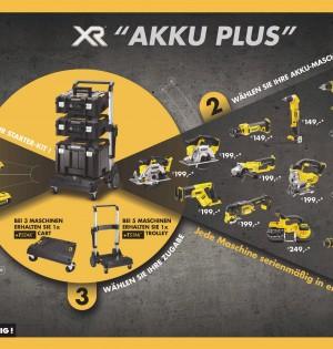 Dewalt Akku Plus