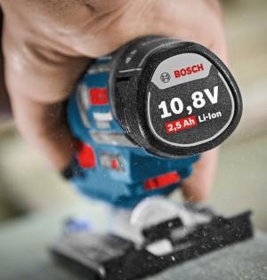 Bosch 10,8 Volt 2,5 Ah