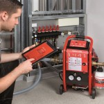 Mit App: Rothenberger Spülkompressor Ropuls