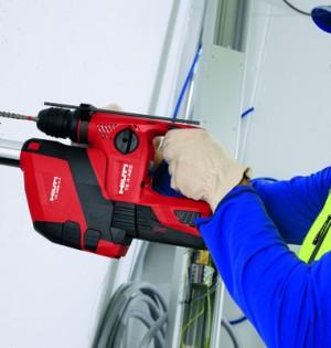 L074471.tif, TE DRS-4-A Dust removal system, TE-CX drill bit