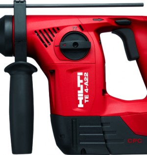 Cordless Rotary Hammer TE 4-A22