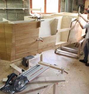 MAFELL-KSS 400 Küchenmöbel-Bau600x400