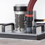 Kompakte Versionen der Schwing- und Bodenschleifer von Jöst abrasives