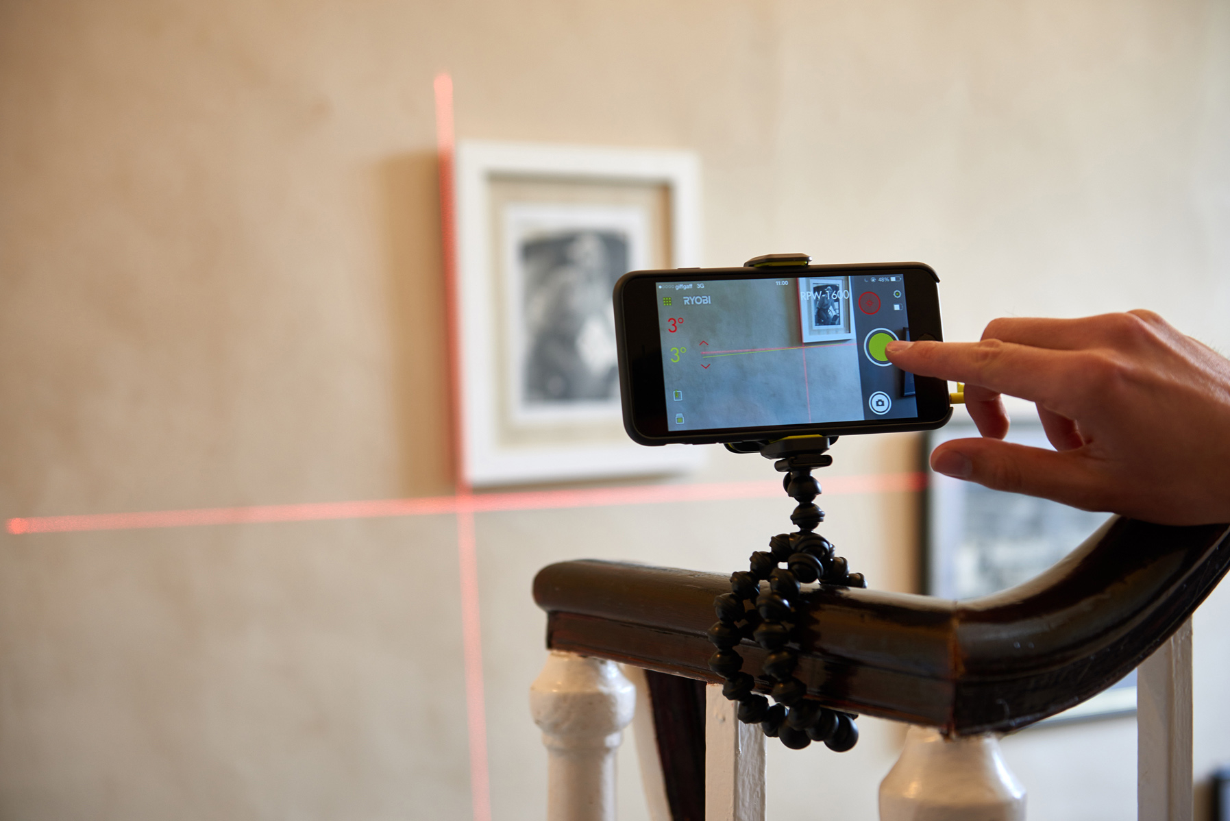 Ryobi phoneworks fünf werkzeuge eine appwerkzeugforum