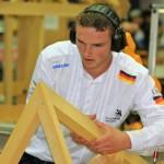 Weltmeister arbeitet mit Mafell