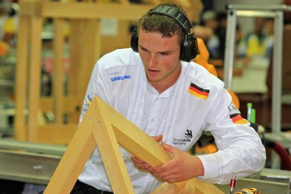 Weltmeister Simon Rehm