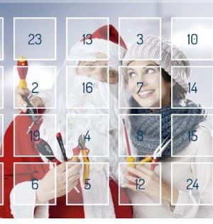 Online-Adventskalender von Wiha