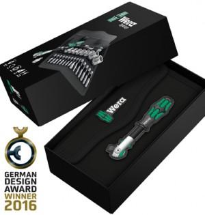 Award bearbeitet