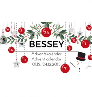 Adventskalender von Bessey