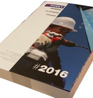Die Produkte aus dem Katalog werden auf der kommenden internationalen Eisenwarenmesse in Köln vom 6. Bis 8. März 2016 ausgestellt (Halle 10.2 Stand A-015).