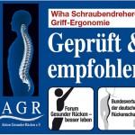 Wiha erhält AGR-Siegel