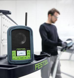 Festool Sysrock Baustellenradio