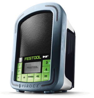 Baustellen-Radio