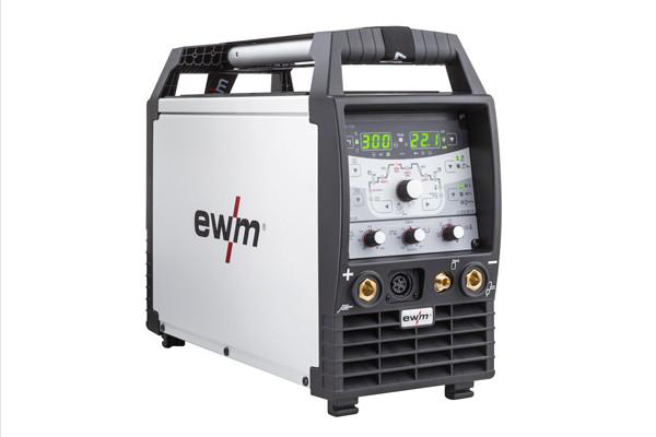 EWM WIG-Schweißgerät