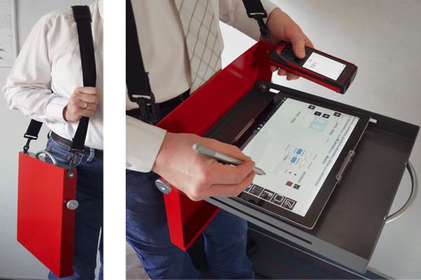 S+K-Box für Tablet
