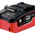 LiHD-Akkupacks von Metabo