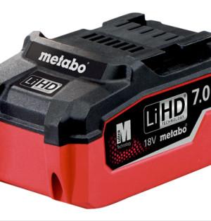 Metabo LiHD-Akku