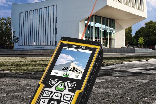Entfernungsmesser Mit Neigungsmesser : Laser entfernungsmesser mit neigungsmesser: stabila