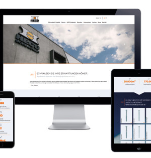 HECO Relaunch Website Responsive