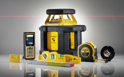 Bei der Entwicklung neuer Produkte orientiert sich STABILA an den Bedürfnissen der Handwerker sowie dem mess- und produktionstechnischen Fortschritt