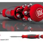 Red Dot Award für Wiha Magazin-Bithalter