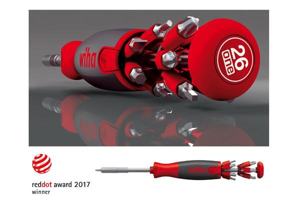 Red Dot Award für Magazin-Bithalter