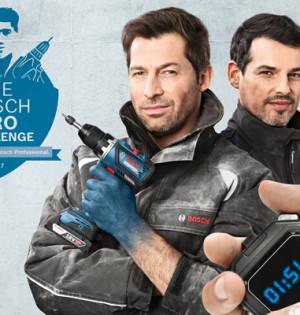 Bosch Power Challenge