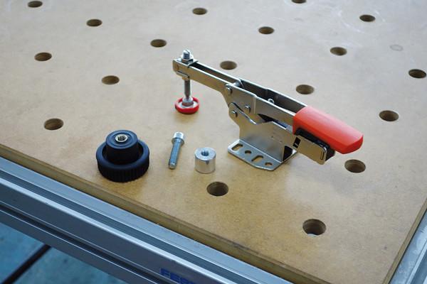 BESSEY-3a-Adapter-mit-Schnellspanner-verbinden