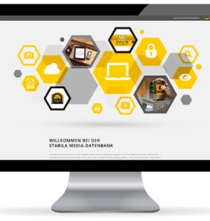 Screen_STABILA_Mediadatenbank