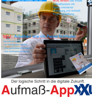 Eberle Aufmaß-App XXL