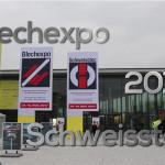 Impressionen von der Blechexpo 2017