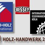 BESSEY Messe-Teilnahmen in 2018