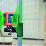 Multilinien-Laser CUBE green