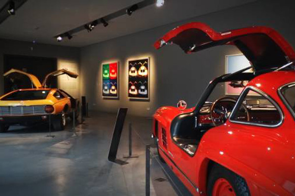 MAC Museum Arts & Cars