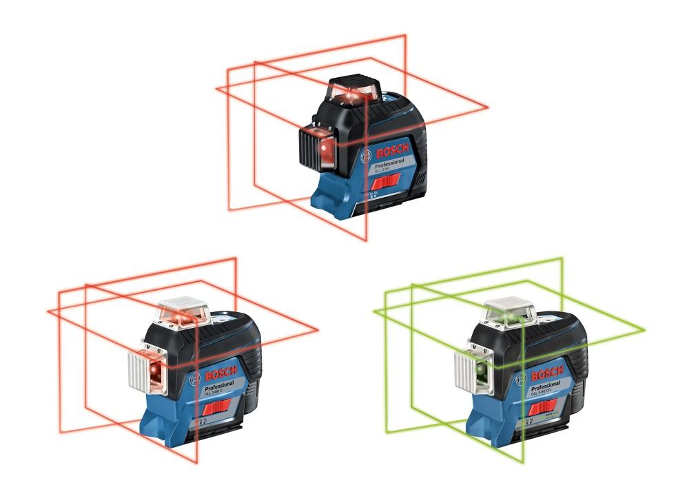 Linienlaser von Bosch