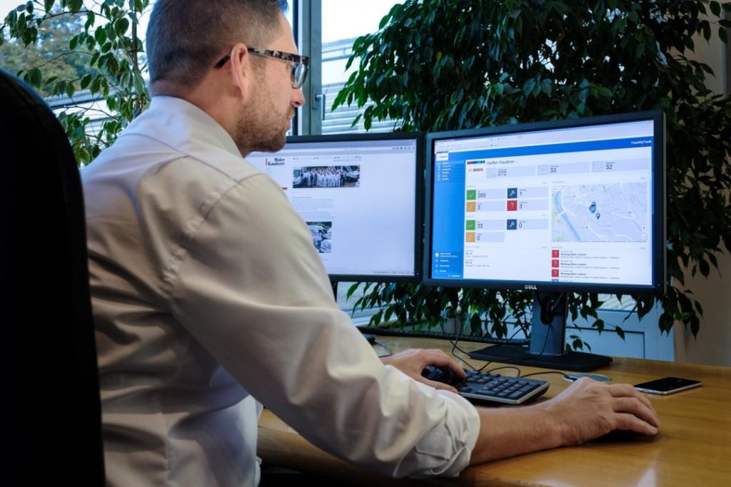 Bestandsverwaltung mit TrackMyTools von Bosch