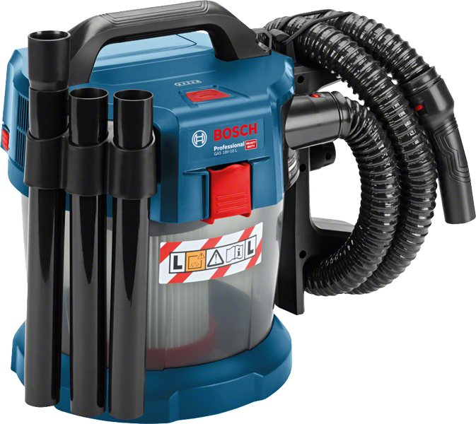 GAS 18V-10 L Professional