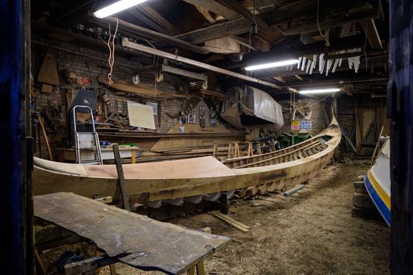 Slider-Gondel-wird-gebaut