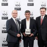Auszeichnung als innovativer Mittelständler