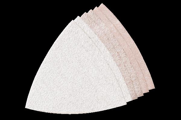 Delta-Schleifpapier für Farbe