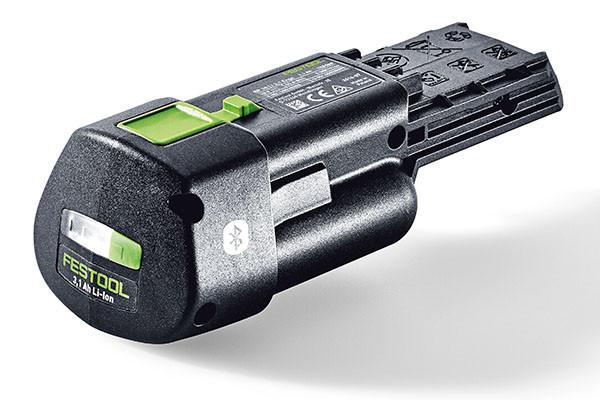 Ergo-Akku BP 18 Li 3,1 Ergo-I mit integrierter Bluetooth Funktion