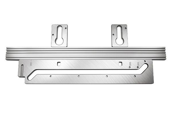 Ideal für Eck- und Plattenverbindungen mit Festanschlag.